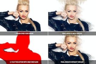 Миниатюра для Частотное действие Photoshop