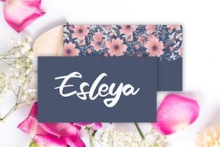 Azala | Style Script Font