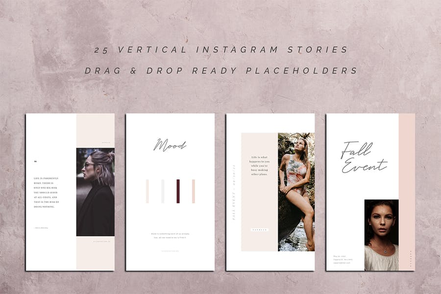 Capella PowerPoint Instagram Pack - product preview 4
