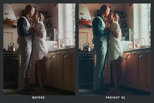 Thumbnail for 20 Nostalgic Lightroom Presets & LUTs