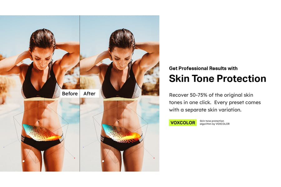 40 Fitness Lightroom Presets and LUTs - product preview 9