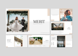 Thumbnail for Merit - Powerpoint Template
