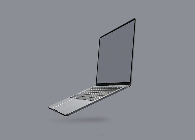 MacBook Pro Mockup 1.0 - product preview 0