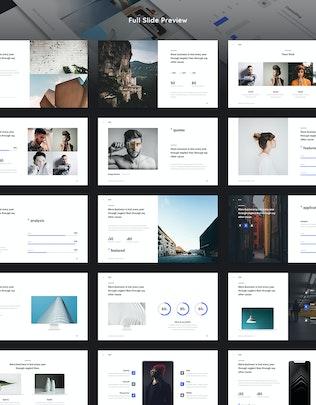Thumbnail for KODE - Business & Creative Template (KEY)