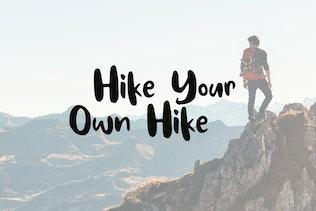 Miniatura para Hike More Fuente