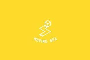 Thumbnail for Moving Box Logo Template