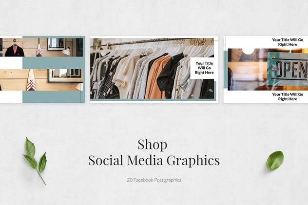 Shop Facebook Posts - product preview 1