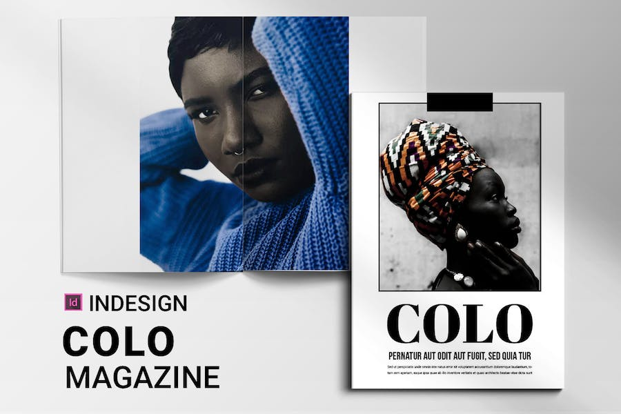 Colo   Magazine - product preview 1