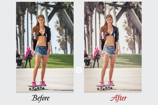 Thumbnail for California |LUTs for Video and Photo Color Grading