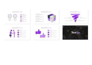 Thumbnail for Master Business - Google Slides Template