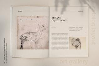 Thumbnail for Art Gallery Catalog