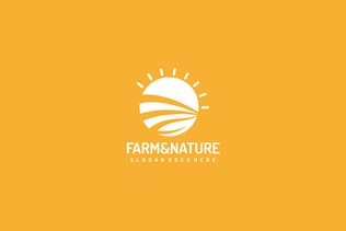 Thumbnail for Farm and Nature Logo