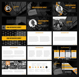 Thumbnail for Delta PowerPoint Template