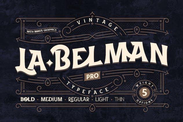 La Belman Pro - product preview 4