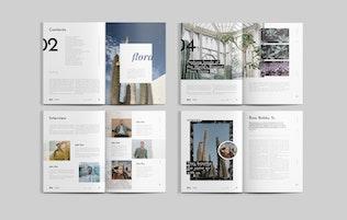 Thumbnail for Flora Magazine