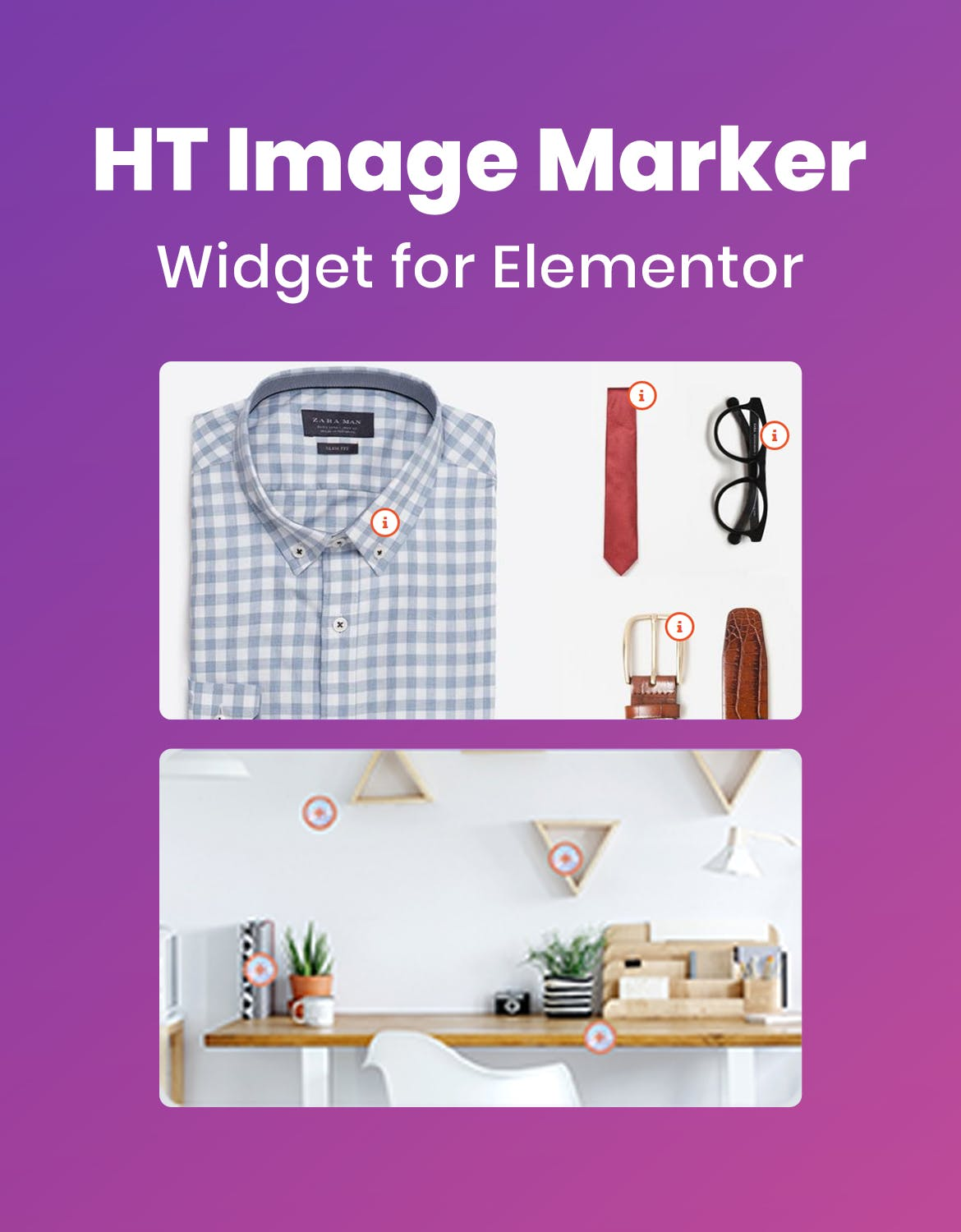 HT Image Marker for Elementor by codecarnival on Envato Elements