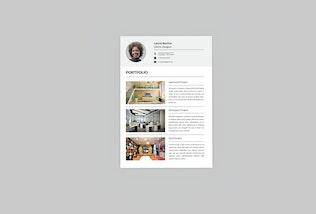 Thumbnail for Shiny Resume Designer