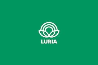 Luria Logo Template