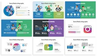 Social Media Infographic for Keynote