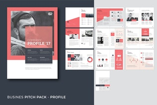 Thumbnail for Business Pitch Pack