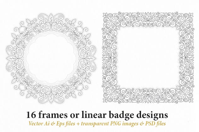 Line Frame Creator 2 - product preview 7