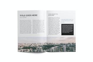 Thumbnail for Minimal Brochure