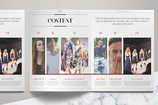 LEELU - Fashion Magazine