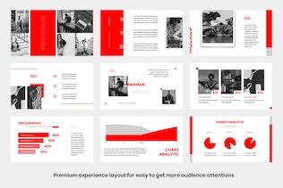 Thumbnail for BARMAN - Multipurpose Presentation Keynote