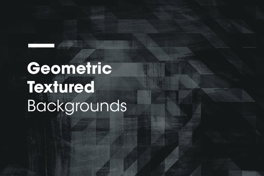 Geometric Textured Backgrounds - product preview 3