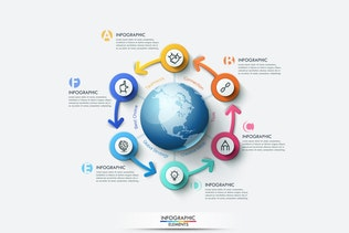 Thumbnail for 4 Global Infographics