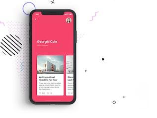 Profile Mobile UI Collection
