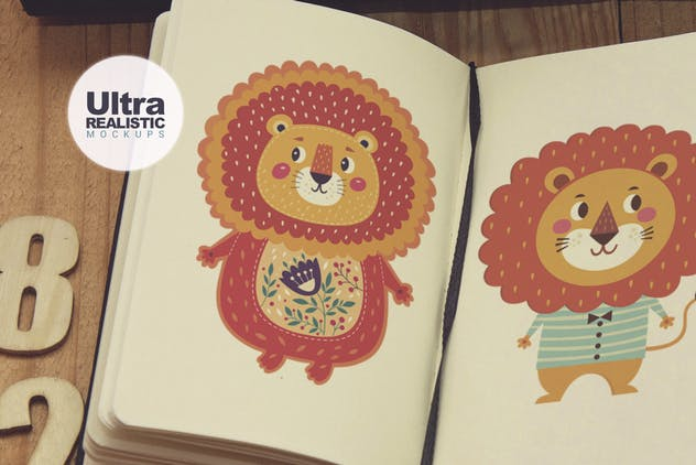 Journal Diary Notebook Sketch View