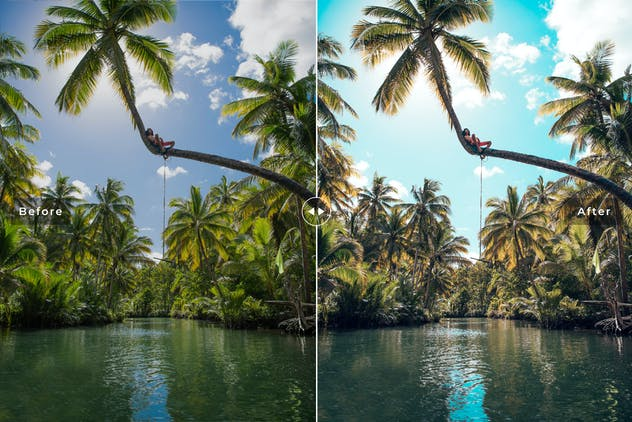 Siargao Island Mobile & Desktop Lightroom Presets - product preview 3