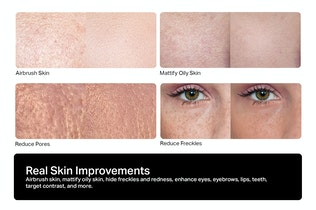 Thumbnail for Skin Retouching Actions