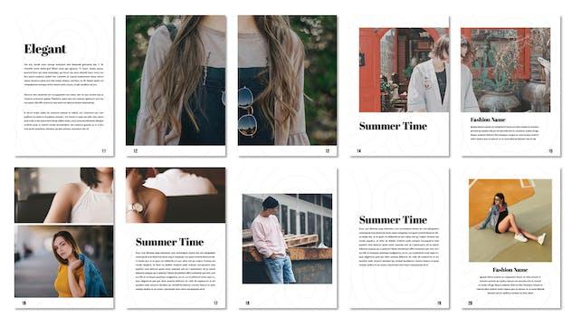Sanaya – Lookbook - product preview 3