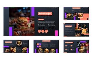 Thumbnail for Culinair - Powerpoint Template