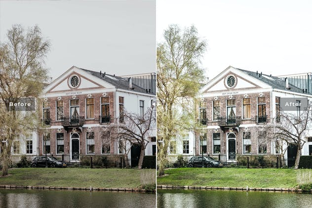 Rotterdam Mobile & Desktop Lightroom Presets - product preview 0