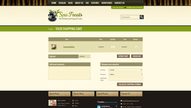 Spa Treats  - Yoga and salon Shopify Theme - product preview 6