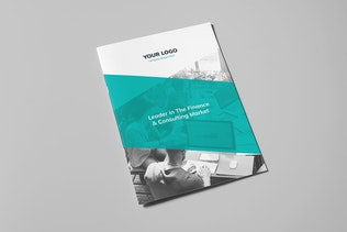 Thumbnail for Mini Brochure – Corporate A5