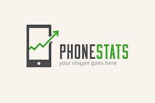 Thumbnail for Phone Stats Logo