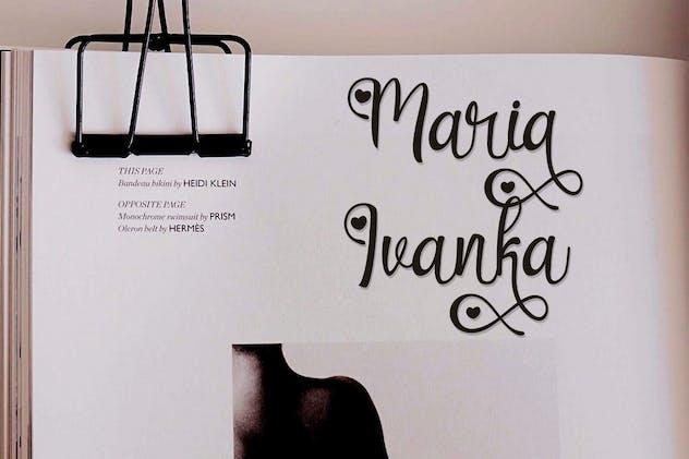 Lovely Couple - Romantic Script Font - product preview 0