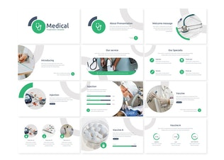 Thumbnail for Medical - PowerPoint Template