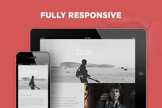 Thumbnail for Cloe - Responsive Email Template + Builder Access