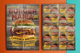 Rustic Fast Food Coupon