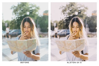 Thumbnail for 20 Olive Film Lightroom Presets and LUTs