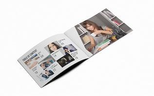 Thumbnail for Creative Agency Portfolio Brochure