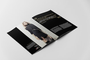 Thumbnail for Fashion Catalogue / Brochure Template