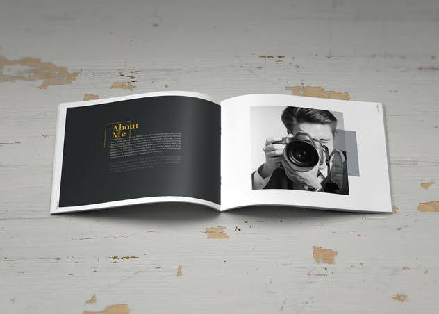 Photographer Portfolio - product preview 11