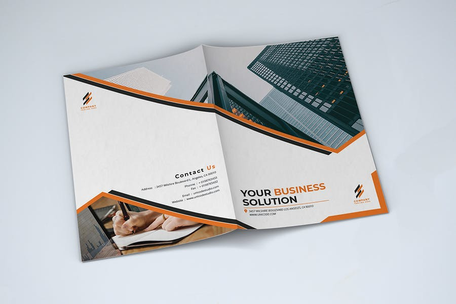 Bifold Brochure - product preview 5