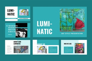Thumbnail for Luminatic -  Google slide Presentation